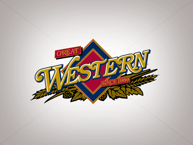 great western brewing logo