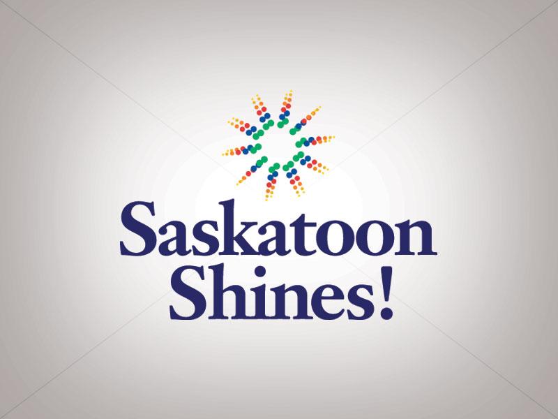 saskatoon shines logo